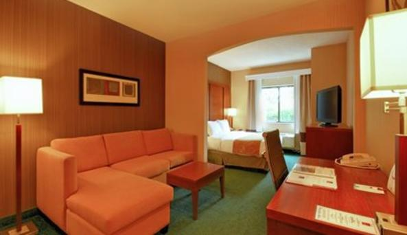 King Suite with Sitting Area