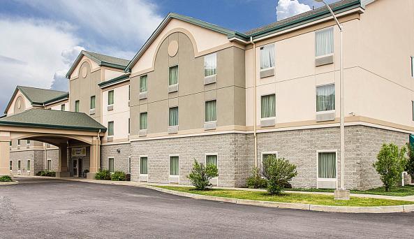 Quality Inn & Suites-Fishkill