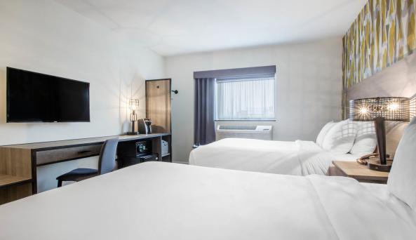 Look Hotel Double Room 3