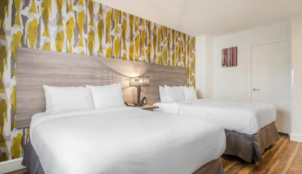 Look Hotel Double Room 4