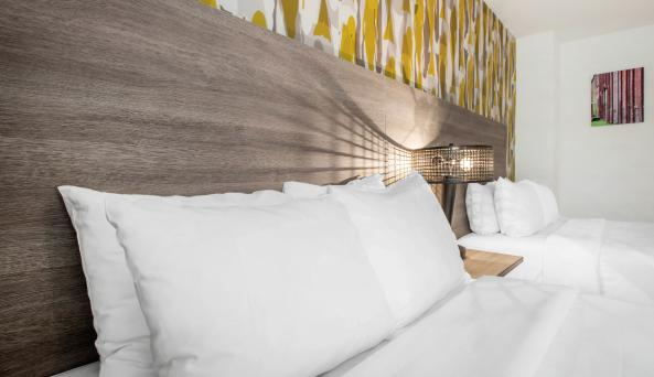 Look Hotel Double Room 6