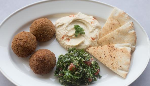 Natalie's Mediterranean Eatery - Downtown