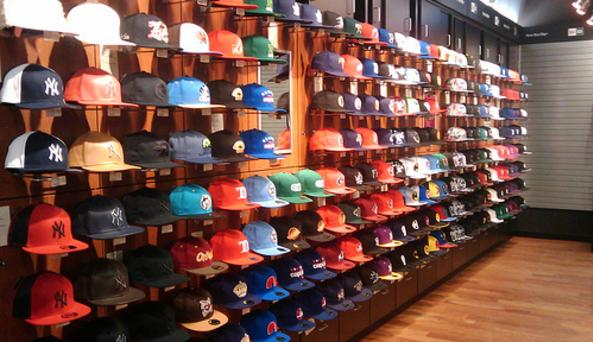 New Era Flagship Store- Buffalo