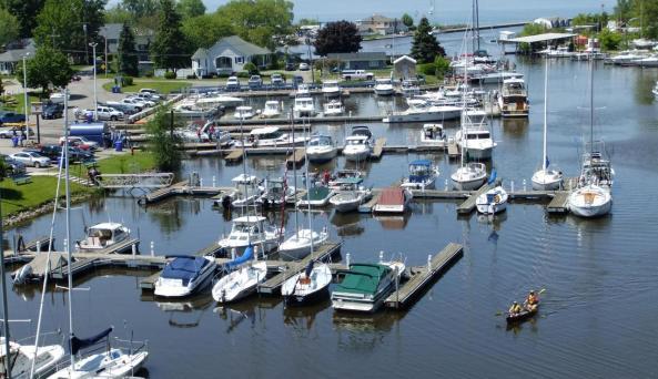 Town of Newfane Marina