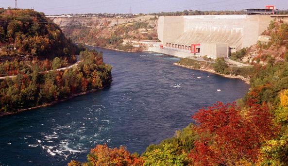 Niagara Power Vista-NYPA Niagara Power Project