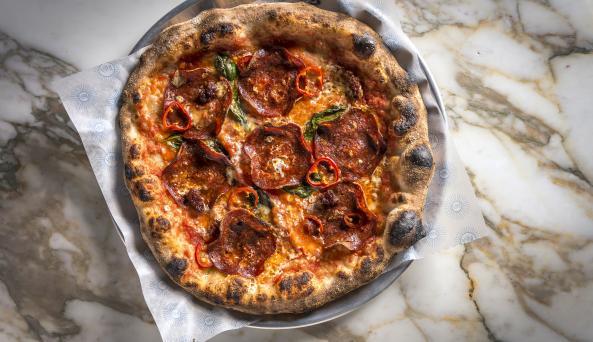 OG Pizza, Noah Fecks