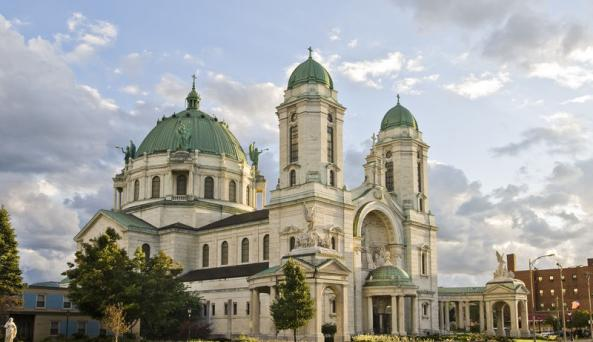 Our Lady of Victory National Shrine & Basilica