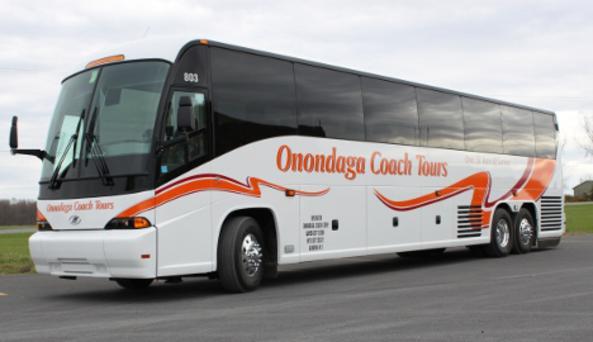 Onondaga Coach Tours