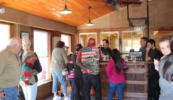 Orchard Hill Cider Mill Tasting Room