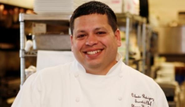 Executive Chef Orlando Rodriguez