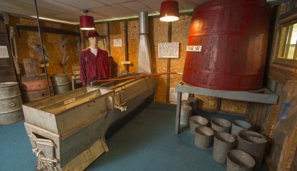 American Maple Museum and Hall of Fame - Photo Courtesy of American Maple Museum and Hall of Fame