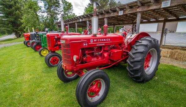 Babbie Rural & Farm Learning Museum - Photo Courtesy of Babbie Rural Farm Museum