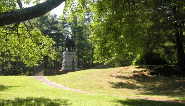 Lake George Battlefield Park - Photo Courtesy of Lake George Battlefield Park