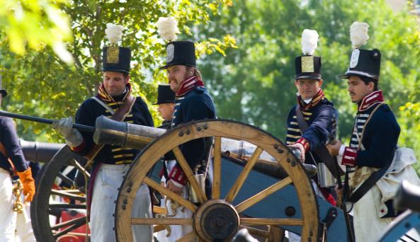 Sackets Harbor Battlefield State Historic Site Photo Sackets Harbor Battlefield