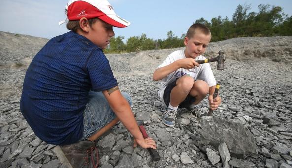 Penn Dixie Paleontological & Outdoor Education Center