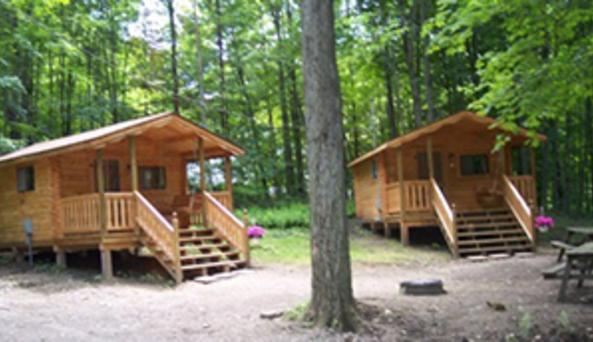 Cabins at Pope Haven
