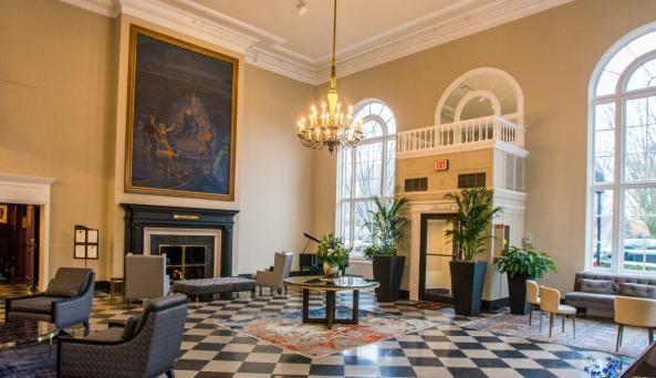 Queensbury Hotel Photo Courtesy of The Queensbury Hotel