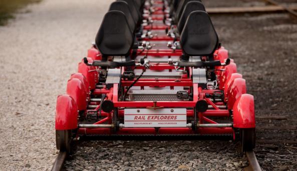 Rail Explorers: Catskill Division