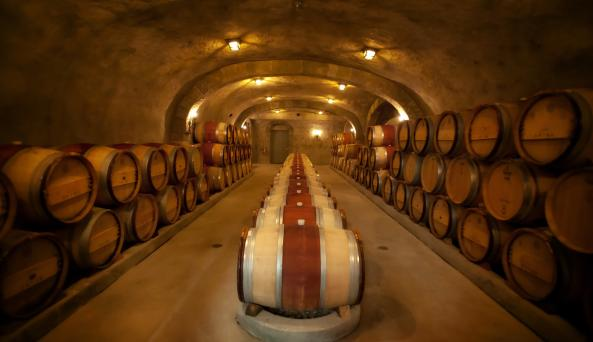 Raphael Winery - Wine Cellar - Photo by Tony - Courtesy of North Island Photography & Films (Jack Pe
