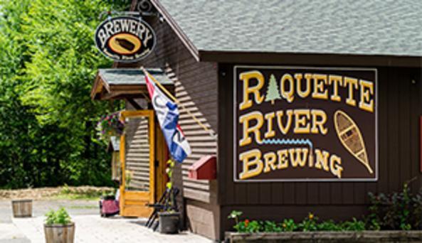 Raquette River Brewing, Tupper Lake, Adirondacks