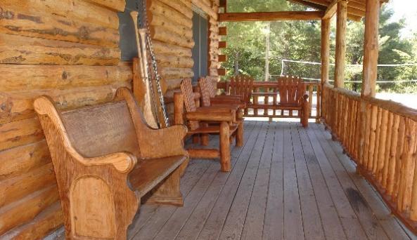 Raquette Lodge