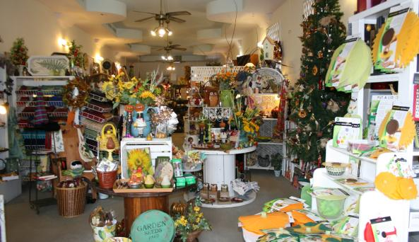 Renaissance/Goodie II Shoppe Front Interior