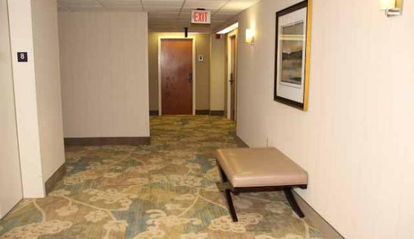 Guest Corridors