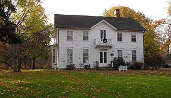 River Lea Historic Farm House