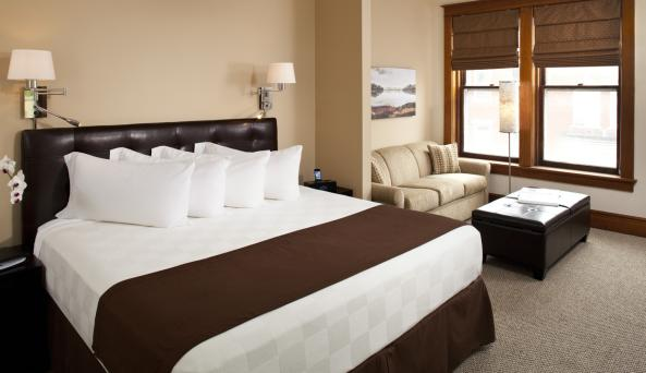 The Barlow Hotel - Room