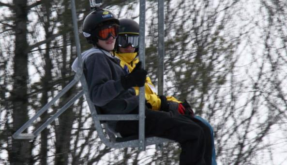 Royal Mountain Chairlift