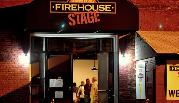 Goodwill Theatre, Inc - Photo Courtesy of Goodwill Theatre, Inc.'s Schorr Family Firehouse Stage