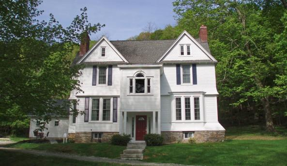 Pawling House - front