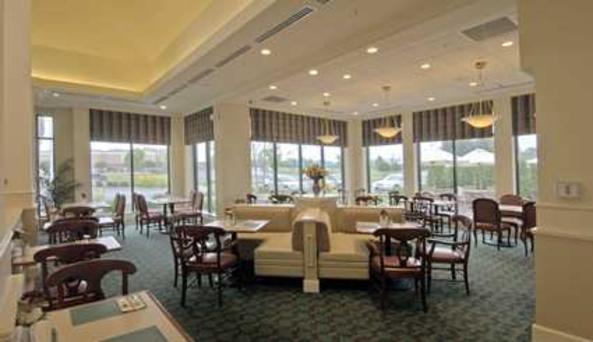 Hilton Garden Inn - rest