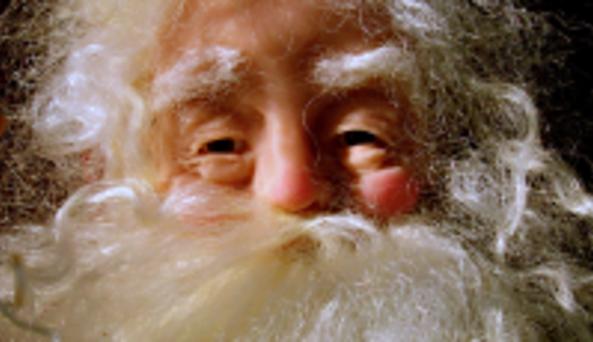 Elizabeth Cooper Studio - Santa