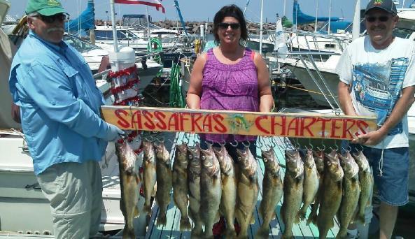 Sassafras Fishing Charters