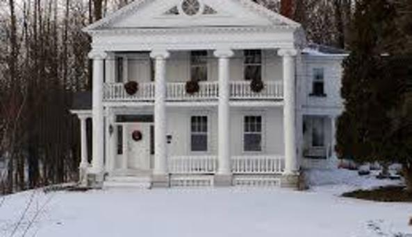 Schroeppel Mansion