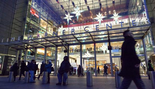 Shops at Columbus Circle - Photo by Marley White - Courtesy of NYC & CO
