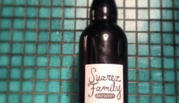 Suarez Family Brewery bottle image