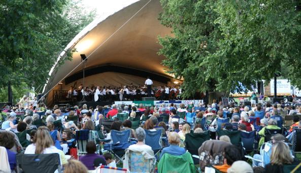 Elmwood Village Summer Concert Series-BPO