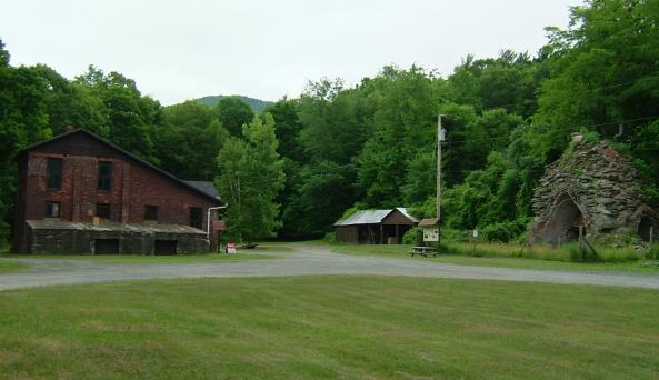 Taconic State Park Ironworks