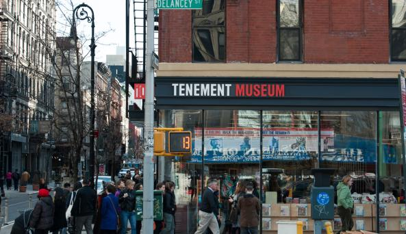 Tenement Museum _ Photo by Julienne Schaer - Courtesy of NYC & CO