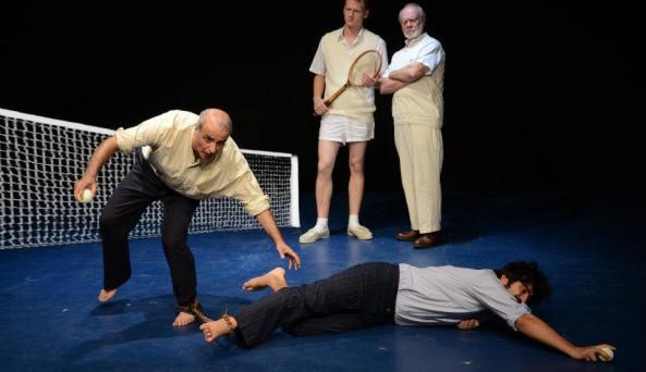 Stageworks Hudson Tennis by Nablus