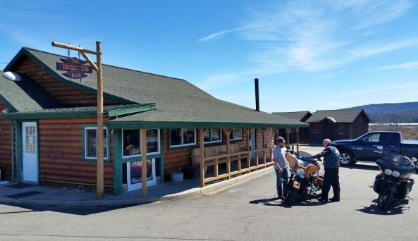 Trail's End Bar & Tavern, Tupper Lake, Adirondacks