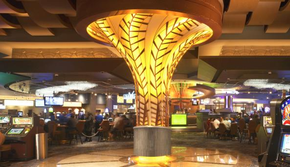 Seneca Buffalo Creek Casino - Tree of Peace