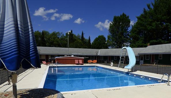 Tupper Lake Motel, Adirondacks, NY