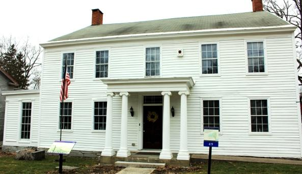 Cherry Valley Museum - Photo Courtesy of Cherry Valley Museum