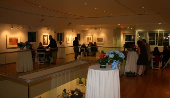 Gallery Scene Upper Level