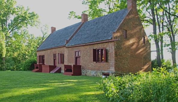 Luykas Van Alen House