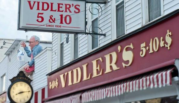 Vidler's 5 and 10