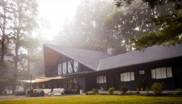 The Woodhosue Lodge